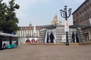 Inaugurazione Agorà Torino 2015